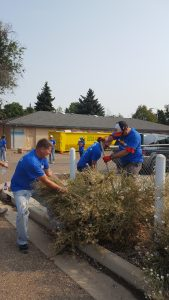 Xilinx Day of Caring 9